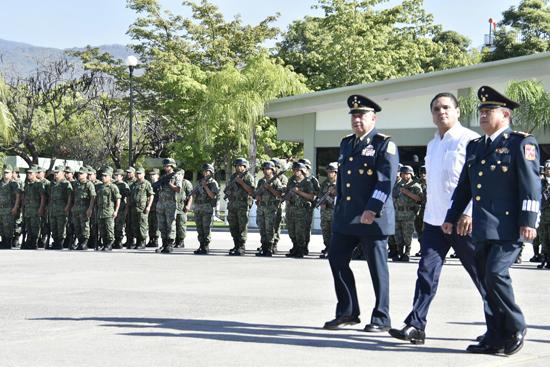 Silvano Zona Militar Apatzingán
