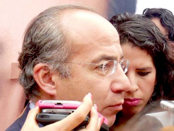 Leonel y Fausto Protegieron a Mandos Policiacos Vinculados con Carteles de las Drogas: Felipe Calderón