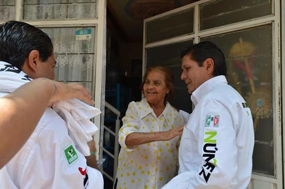 Solicitan Vecinos de Colonia Enrique Ramírez Mayores Oportunidades Laborales 1