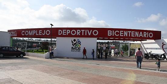 Unidad Deportiva Bicentenario
