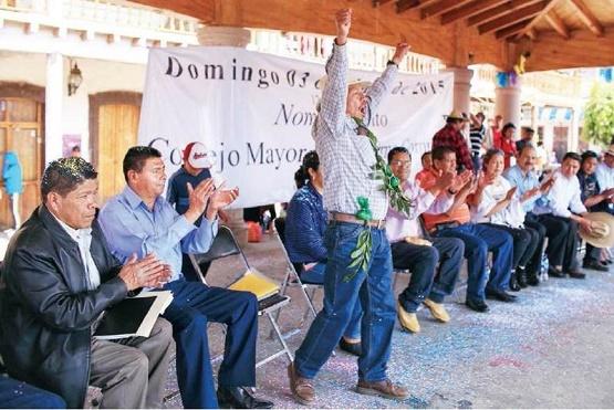 No Aceptaremos Ninguna ley en Materia Indígena que no se nos Consulte: Cherán