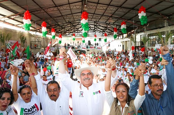 Sin Incidentes Chon ha Recorrido más de 50 Municipios: ATI