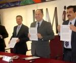 Firman Convenio Autoridades Electorales y Colegio de Notarios
