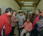 Presentan a Salvador Abud Proyecto de Mejora en la Central de Abasto