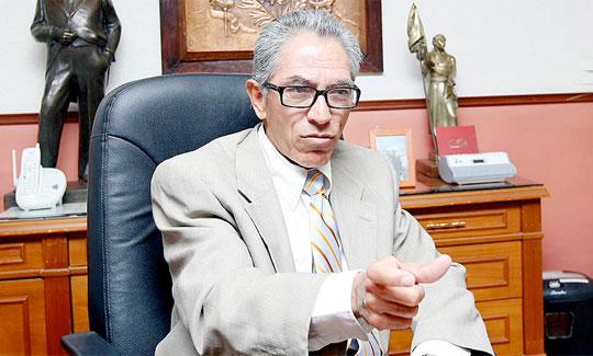 Salvador Jara Escritorio