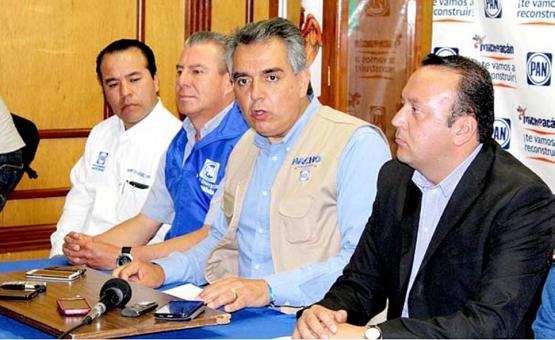 Sin Tregua, Candidatos del PAN Llevan sus Propuestas a Todos los Rincones Michoacanos