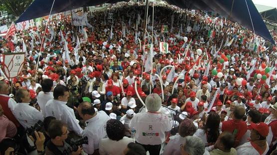 Llegó el Momento de la Reconociliación en Michoacán con Chon Orihuela como Gobernador