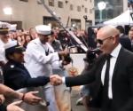 Pitbull Horna a las Fuerzas Armadas