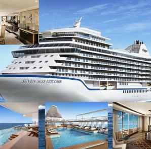 El Crucero más Lujoso del Mundo