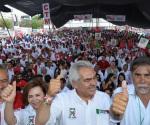 Con Chon Volverá la Inversión y el Trabajo para los Michoacanos: Rafael López