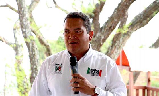 Soy el Candidato que Garantiza la Seguridad en Morelia: Jaime Darío