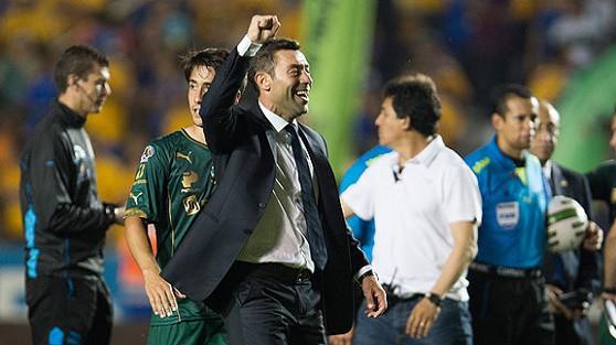 Caixinha Quiere a Tigres Campeón en Libertadores