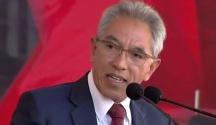 El Estado no Dará Marcha Atrás en la Consolidación de la Gobernabilidad Para Michoacán: Salvador Jara
