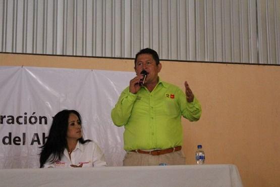 Javier Maldonado Hace un Llamado al Voto Util Este 7 de Junio