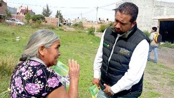 Impulsaré la Ley de Fortalecimiento las Asociaciones Civiles: José Luis Montañez