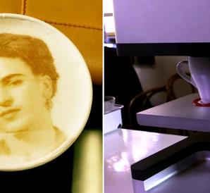 Impresora Para el Café