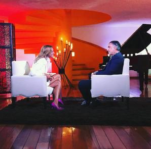 Entrevistan al Potrillo