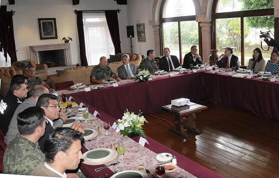 Grupo de Coordinación Michoacán Continúa en Sesión Permanente; se Atienden de Manera Puntual Incidencias Menores