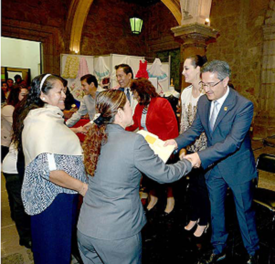 Capactian Mujeres Morelianas