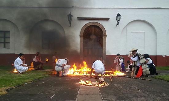 Antorcha DSISO Visitó al Municipio de Pátzcuaro