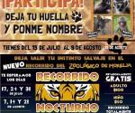 """El Zoológico de Morelia Invita a los Visitantes a """"Dejar Huella"""" en las Vacaciones de Verano"""