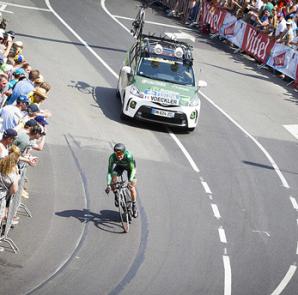 Inició el Tour de France