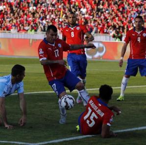 Chile se Lleva la Copa