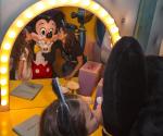 Salma en Disney
