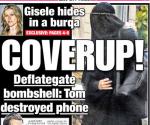 ¿Gisele en Burka?