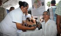 Participan Más de 5 Mil Personas en la Feria Integral de Prevención Social de la Violencia y Delincuencia en Apatzingán.