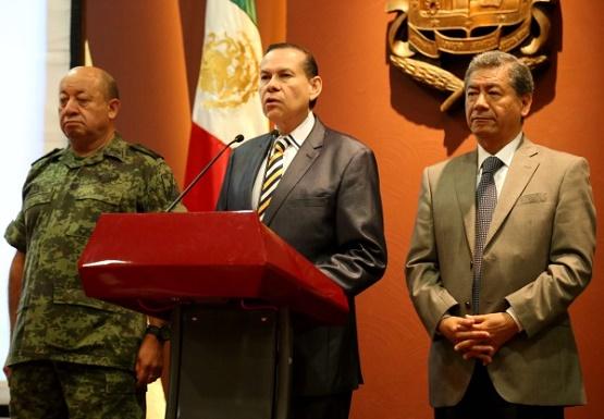 Informe del DR. Jaime Rodríguez Aguilar Encargado del Despacho de la Procuraduría General de Justicia del Estado