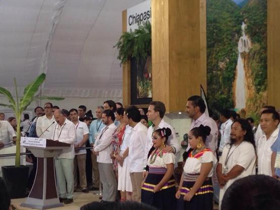 Michoacán en la Feria Internacional de Turismo de Aventura