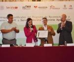 Avanza Morelia en Apertura Rápida de Empresas: Abud