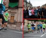 Salvador Jara Participa en Carrera Atlética a Favor de Bomberos Voluntarios de Michoacán