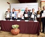 """Catherine Ettinger Presenta el Libro """"Pátzcuaro, Recorrido por su Arquitectura"""""""