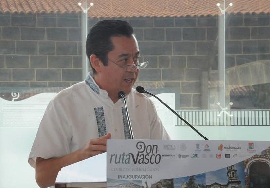 """Inauguran Centro de Interpretación """"Ruta Don Vasco"""", Tras Cinco Años de Proceso"""