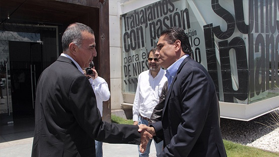 Silvano Aureoles Conoció Casos de Exito de Guanajuato en el IPLANEG