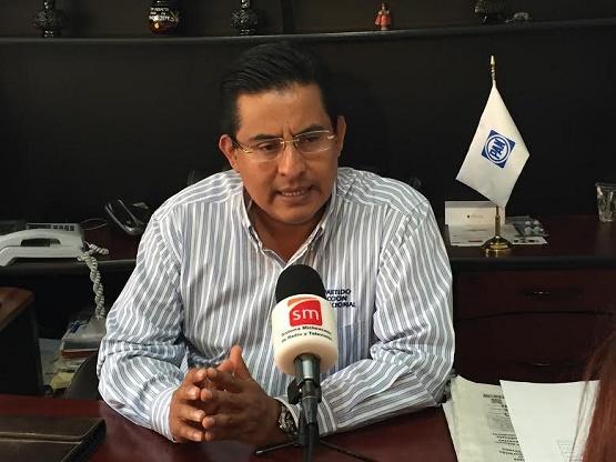Todo Listo Para que los Panistas Michoacanos Voten por su Presidente Nacional