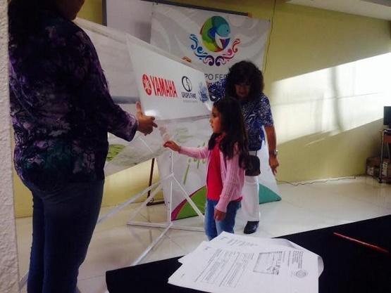 Se Celebra el Sorteo del Automóvil Último Modelo de la Expo Feria Michoacán 2015
