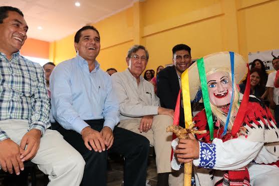 Cada Tenencia de Michoacán Tendrá una Casa de la Cultura: Silvano Aureoles