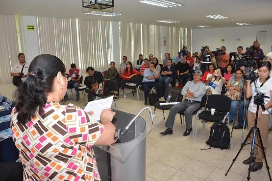 Inicia el 7º Encuentro de Profesores de Computación