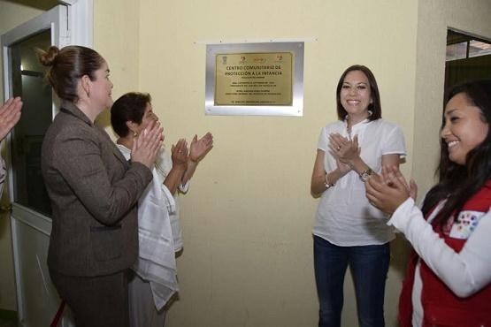 DIF Michoacán Inaugura Centro CCPI en el Municipio de Hidalgo