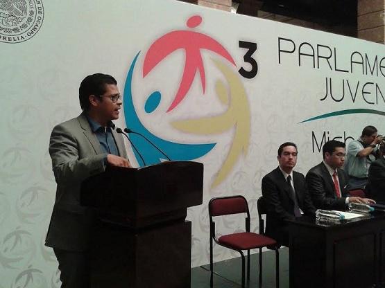 Parlamento Juvenil un Ejercicio Institucionalizado que Deberá dar Continuidad la Siguiente Legislatura: Dip. Antonio Sosa
