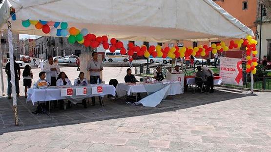Realiza SSM X Feria por la Salud en Plaza del Carmen de Morelia