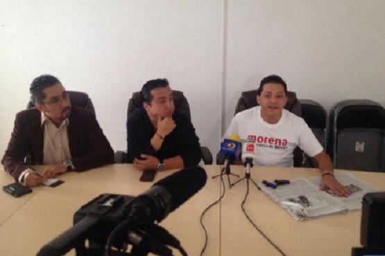 Podrían Militantes de Morena Perder Afiliación si Colaboran con Silvano