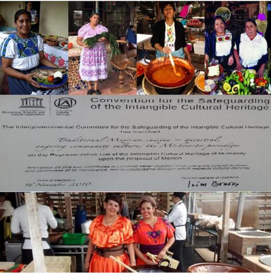 Las 8 Maestras Cocineras de Michoacán, en el Primer Encuentro Nacional de Cocina Tradicional
