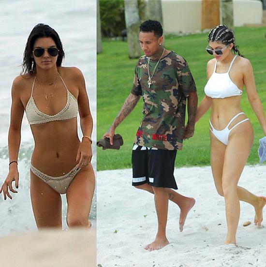 Los Cuerpazos de las Jenner