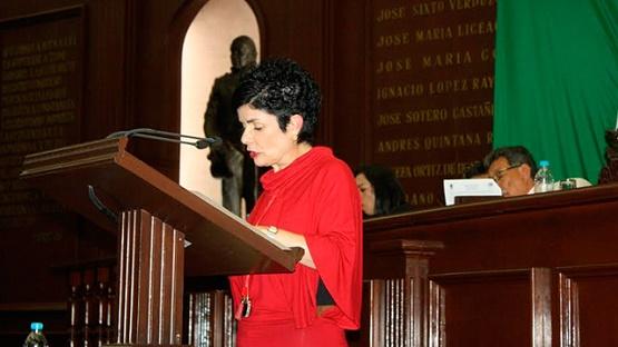 Temas del Código Familiar Prioridad Para la LXXII Legislatura: Talía Vázquez Alatorre