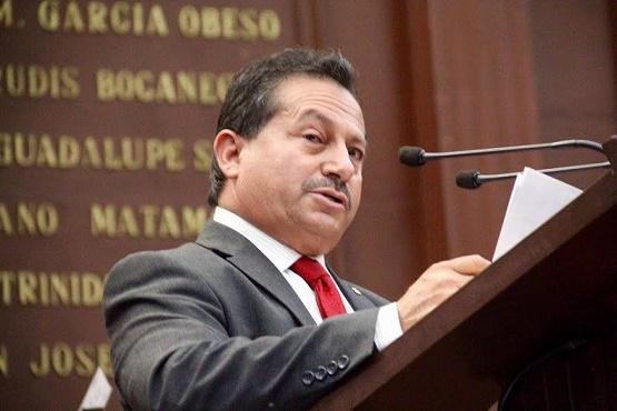 Organizaciones de la Sociedad Civil, Factor de Cambio y Contribución al Desarrollo de Michoacán: Dip. Miguel Amezcua Manzo