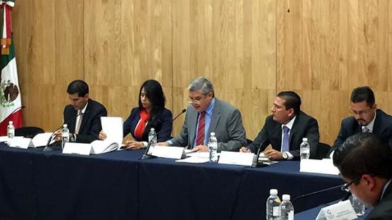 Exhorta Magaña de la Mora a Colegios y Barras de Abogados a Colegiarse Para el Buen Funcionamiento del Nuevo Sistema de Justicia Penal